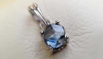 Diamond Blue Coloration